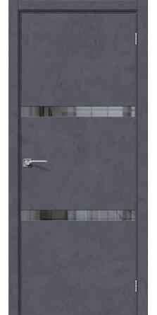 Порта-55 4AF|Graphite Art Mirox Grey