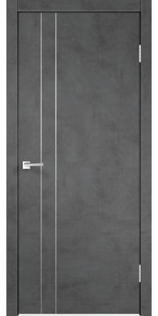 TECHNO М2| Муар темно-серый